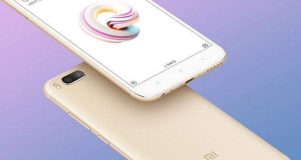 شیائومی ای 1 در قالب یک گوشی اندروید وان روی سایت سازنده چینی قرار گرفت!