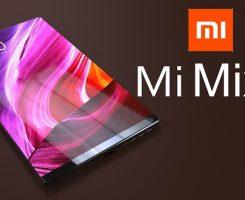 شیائومی Mi MIX 2 تا یک ماه دیگر در دو مدل عرضه میشود!