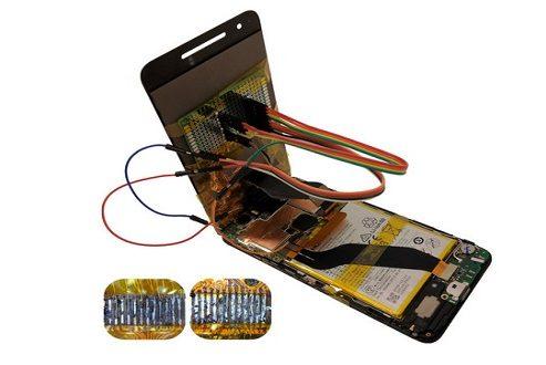 هک کردن گوشی از طریق تعویض نمایشگر یک دستگاه هم ممکن است!