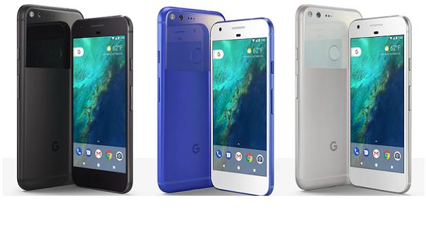 گوگل پیکسل 2 و گوگل پیکسل 2 XL با دو نمایشگر بسیار متفاوت عرضه میشوند!
