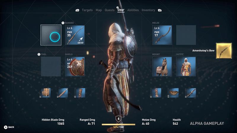 سیستم مربوط به مبارزه نیز به صورت چشمگیری تغییر کرده است. برای مثال، تمامی سلاح ها، سطح مشخص و ویژگی منحصر به فردی دارند. در نسخه جدید بازی کیش یک آدمکش بیشتر از نسخه های قبلی باید در نقش فرد دیگر بازی کنید.