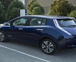 جزییات جدیدی از خودروی تمام الکتریکی نیسان لیف، قاتل خودروهای تسلا!