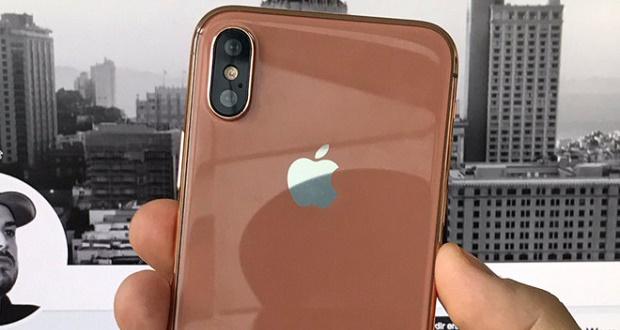 رنگ مسی آیفون 10 ، راهکار اپل برای افزایش فروش پرچمدار 1000 دلاری