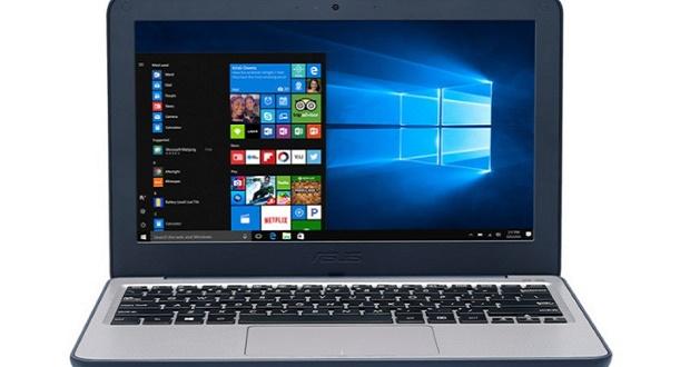 اولین لپ تاپ ویندوز ۱۰ اس ایسوس معرفی شد؛ ویوو بوک W202NA