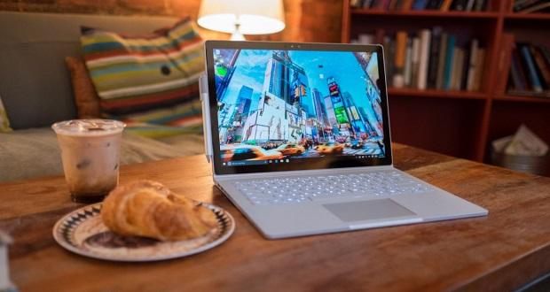 بررسی سرفیس بوک مایکروسافت؛ لپ تاپ هیبریدی قدرتمند از غول ردموند