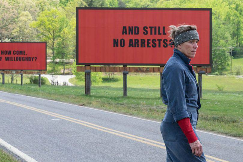 فیلم Three Billboards Outside Ebbing,Missouri