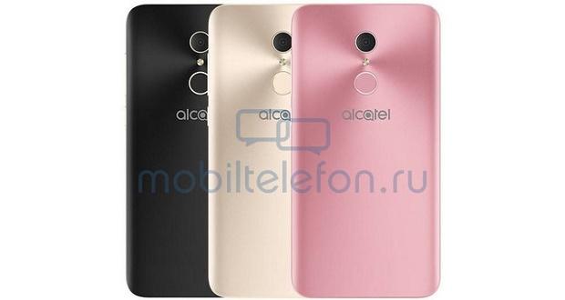 تصاویر گوشی های آلکاتل ای 3 پلاس ، ای 7 ایکس ال و یو 5 اچ دی منتشر شد