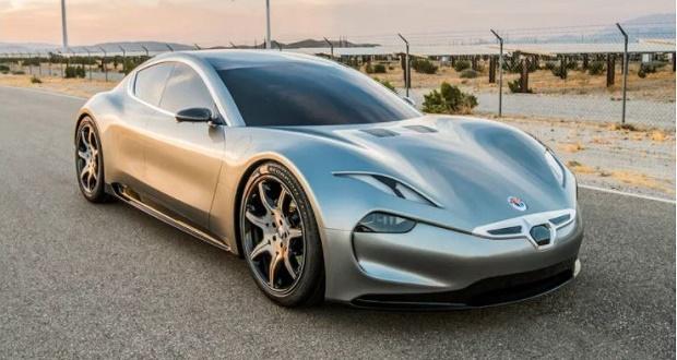 خودروی الکتریکی فیسکر ایموشن در CES 2018 رونمایی می شود