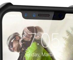 جدیدترین تصویر آیفون 8 از نمایشگر فول اسکرین در این دستگاه خبر می دهد