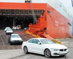 واردات خودرو ادامه دارد ؛ کاهش در قیمت خودروهای وارداتی