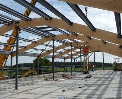سازه های ساختمانی جدید و هوشمندانه به کاهش هزینه های ساخت کمک می کنند