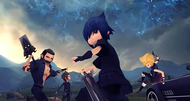 بازی موبایل Final Fantasy XV پاییز امسال عرضه خواهد شد