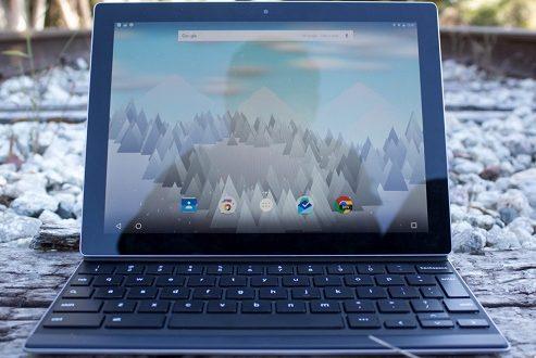 پتنت جدید گوگل از طراحی یک نوت بوک کامپیوتر با دو قسمت تاشو خبر می دهد