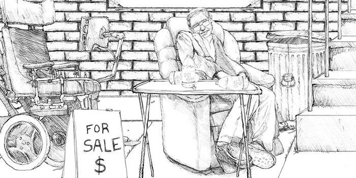 یک مکالمه خیالی: کانیه وست و استیون هاوکینگ |An Imagined Conversation: Kanye West and Stephen Hawking