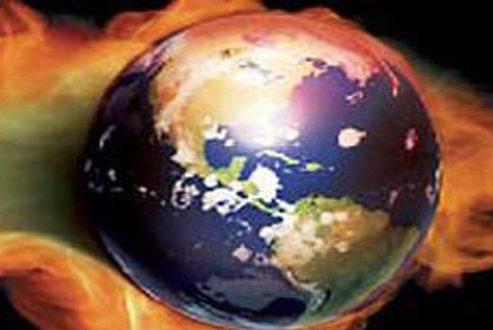 افزایش شدید گرما در اقیانوس ها توسط انسان معادل ۴,۷۳۰,۴۰۰,۰۰۰ بمب اتمی است!