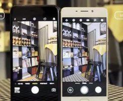 قابلیت فوکوس دوربین میزو ام 6 نوت پنج برابر سریعتر از دوربین آیفون 7 پلاس است