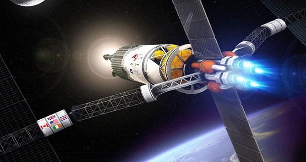 موشک جدید سوخت پلاسمای ناسا برای تست آماده است