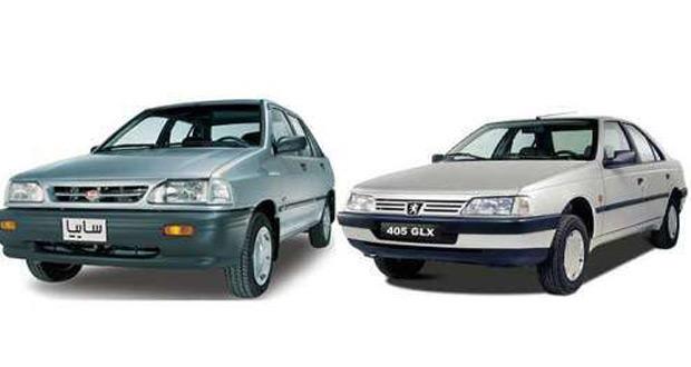 حذف تدریجی خودروهای قدیمی شروع شد؛ پژو 405 و پراید
