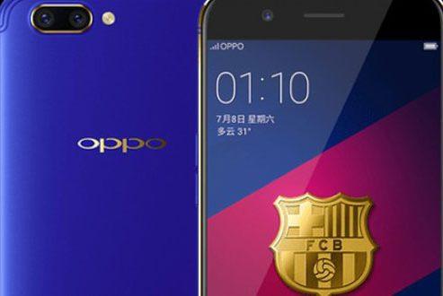 نسخه بارسلونای گوشی هوشمند اوپو آر ۱۱ عرضه شد