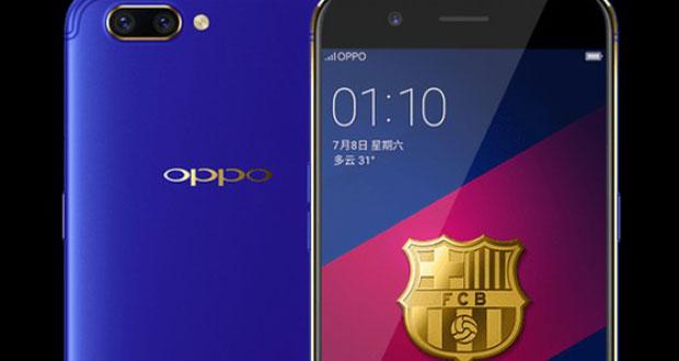 نسخه بارسلونای گوشی هوشمند اوپو آر 11 عرضه شد