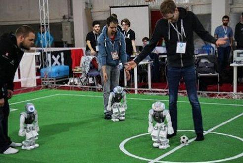 درخشش نمایندگان ایرانی در مسابقات جهانی رباتیک فیرا