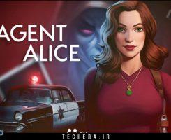 بازی Agent Alice