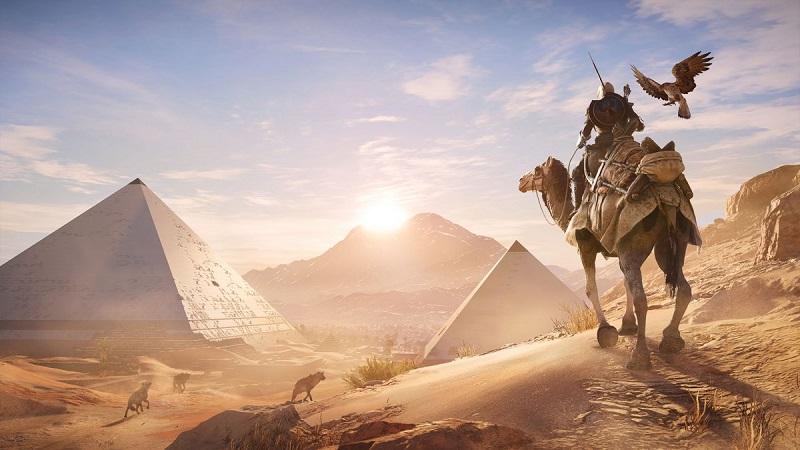 ریشه های کیش یک آدمکش یا Assassin's Creed Origins، جذاب ترین نسخه این بازی تا به امروز به شمار می رود؛ تنها با نگاه کردن به عکس ها، شما نیز با ما همعقیده می شوید. به سختی می توان این بازی را از یک فیلم هالیوودی تشخیص داد.