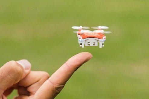 کوچکترین پهپاد جهان با نام SKEYE Pico Drone معرفی شد