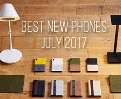 برخی از بهترین گوشی های هوشمند جولای 2017 با مشخصات متنوعی همراه شده اند؛