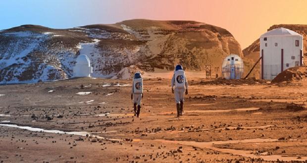 یادداشت هایی از مریخ ۱۶۰: دلیل انجام پروژه شبیه سازی آنالوگ مریخ چیست؟