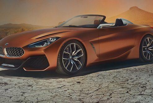 کانسپت بی ام و زد ۴ ؛ نیم نگاهی به ماشین اسپرت جدید BMW