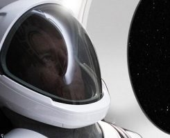 ایلان ماسک اولین تصویر رسمی از لباس فضایی اسپیس ایکس را منتشر کرد