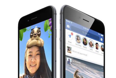 قابلیت فیس بوک استوریز در دسترس کاربران دسکتاپ قرار می گیرد