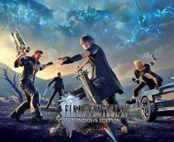 بازی «فاینال فانتزی XV» اوایل سال آینده برای PC عرضه میشود