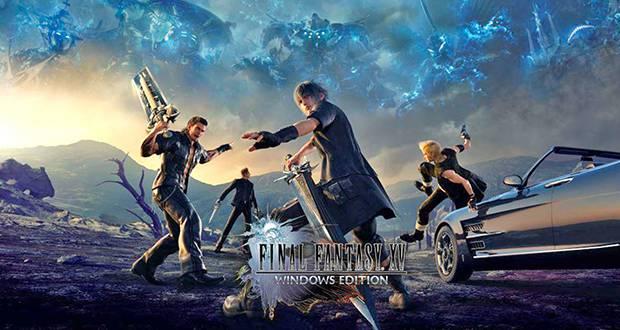 بازی «فاینال فانتزی XV» اوایل سال آینده برای PC عرضه می شود