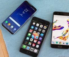 سامسونگ بهترین عرضه کننده گوشی های هوشمند جهان شد