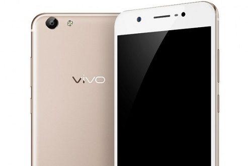 گوشی ویوو Y69 با نمایشگر ۵.۵ اینچی و پردازنده مدیاتک معرفی شد