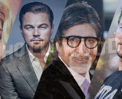 پر درآمدترین بازیگران هالیوود کدامند؟ از رابرت داونی جونیور تا آمیتا باچان