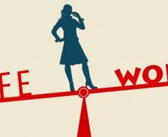 تعادل بین کار و زندگی را با این 3 راهکار ایجاد کنید