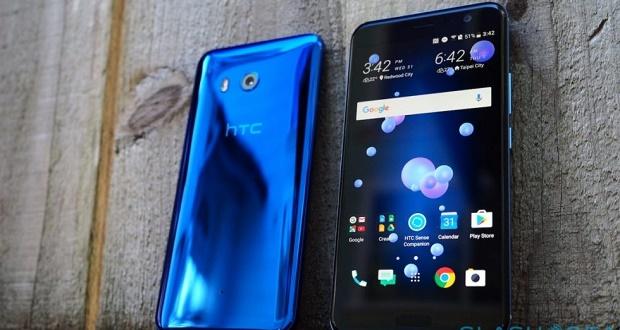 گوشی هوشمند اچ تی سی یو ۱۱ پس از دریافت اندروید O از بلوتوث ۵ پشتیبانی خواهد کرد