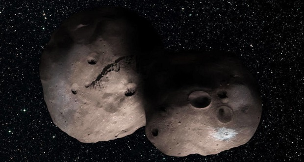 ماموریت آینده نیوهورایزنز کشف شگفتی های شیء مرموز سرخ خواهد بود
