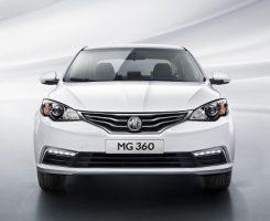فروش خودروی ام جی 360 دنده ای و اتومات آغاز شد!