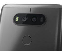دوربین دوگانه ال جی وی 30 از ترکیب دو لنز 16 و 13 مگاپیکسلی تشکیل می شود