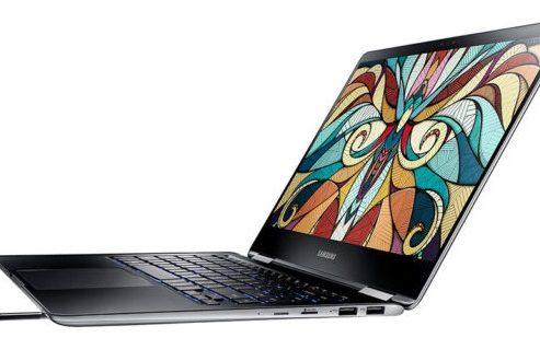 لپ تاپ نوت بوک 9 سامسونگ مجهز به آخرین پردازندههای اینتل