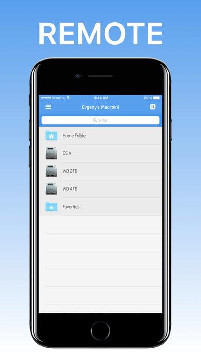 Remote Drive Pro
