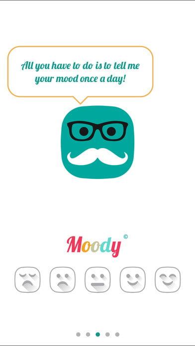 اپلیکیشن Moody