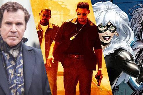 تاریخ اکران چند فیلم سونی مشخص شد؛ Bad Boys 3 نیز تاخیر خورد