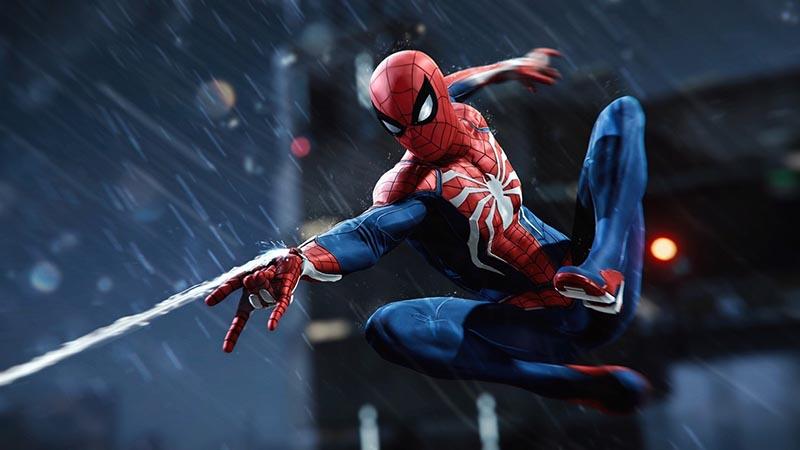 Spider-Man یکی از برترین بازی های انحصاری PS4