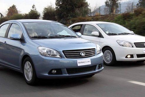 توقف تولید چند خودروی سواری در کشور