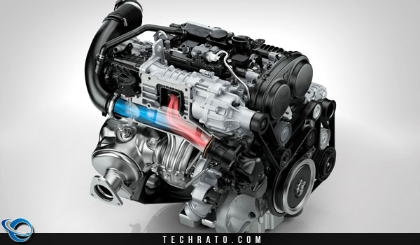مشخصات فنی ولوو XC60 مدل سال 2018 میلادی